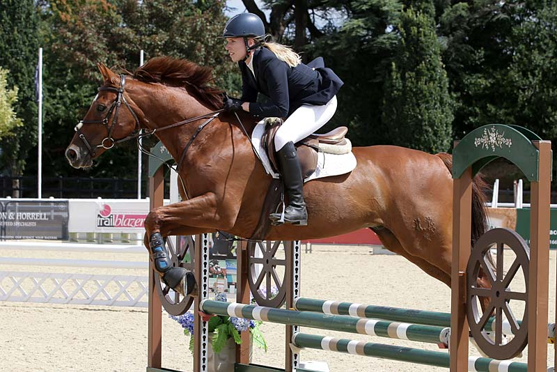 Cavaletti Saddles Show Jumping Timetable Update
